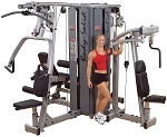 Body Solid Pro Dual Modular Gym System