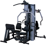 Body-Solid G9S Dual Stack with Leg Press Multi-Gym
