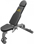 Element Fitness Commercial FID Bench