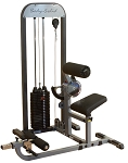Body Solid Pro Select Ab & Back Machine