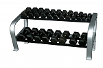 Inflight Fitness 10 pr. 2-teir Dumbbell Rack