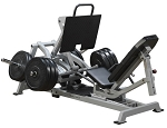 Pro ClubLine Leverage Horizontal Leg Press