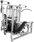MULTI STATION SERIES 4 STACK MULTI GYM