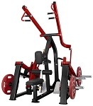 STEELFLEX PL2200 LAT PULL DOWN/BACK ROW MACHINE