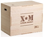 Extreme Monkey 3-in-1 Wood Plyo Box