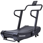XM FITNESS CURVED RACER TREADMILL