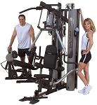 Body-Solid G10B Dual Stack Bi-Angular Gym
