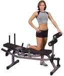 Bodysoild GAB100 Horizontal Ab Crunch Machine