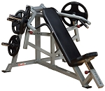 Pro ClubLine Leverage Incline Bench Press