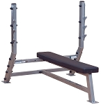 Body Solid Pro ClubLine Flat Bench