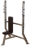 Body Solid Pro ClubLine Shoulder Press Bench
