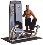 PRO DUAL LEG & CALF PRESS MACHINE
