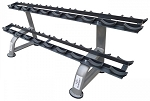 Element Fitness Commercial Dumbbell Rack