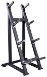 HIGH CAPACITY OLYMPIC PLATE RACK