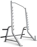 Pre-Owned Bodycraft F460 Half Squat Rack Cage