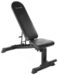 ADJUSTABLE UTILITY BENCH – BLACK