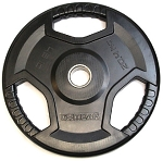 Fittrax Rubber Grip Olympic Plates