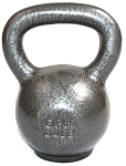 FITTRAX GYMPAK SERIES Cast Iron Kettlebells with Rubber Padded Bottoms