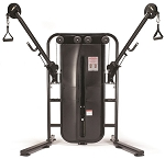 LEXCO LS-112 Dual Pulley/Functional Trainer
