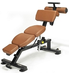 LEXCO LS-213 Adjustable Sit Up Bench