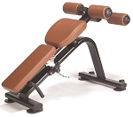 LEXCO LS-219 Adjustable Decline Bench