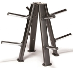 LEXCO LS-223 Olympic Plate Weight Rack