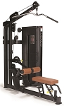 LEXCO LS-702 Dual Lat Pull Down / Low Row