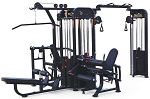 THE COMPACT – 5 STACK MULTI GYM
