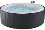 MSPA MONT BLANC 4 PERSON INFLATABLE HOT TUB