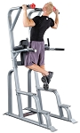 BodySolid Pro Clubline Vertical Knee Raise #SVKR1000
