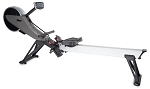 Velocity Programmable Air /Magnetic Rower