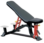 Element Fitness IRON Deluxe FID Bench