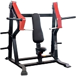 Element Fitness IRON Plate Loaded Incline Chest Press