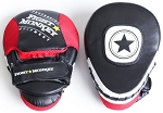 Fight Monkey Professional Series Leather Focus Mitts