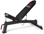 REEBOK DELUXE UTILITY TRAINING BENCH
