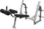 BM Series OLYMPIC DECLINE BENCH