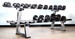 MD Series 2-Teir DUMBBELL RACK