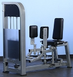 MD DUAL SERIES INNER/OUTER THIGH COMBO MACHINE