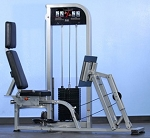 DUAL SERIES LEG PRESS/CALF RAISE COMBO MACHINE
