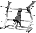 MD POWER LEVERAGE SERIES ISO-LATERAL INCLINE PRESS