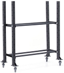 2 TIER BALL/PLATE STORAGE RACK