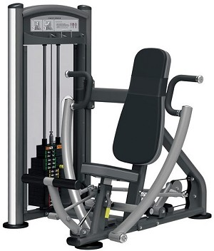 Element Fitness TITANIUM Chest Press