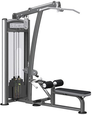 Element Fitness TITANIUM Lat Pull / Vertical Row