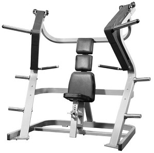 MD POWER LEVERAGE SERIES ISO-LATERAL CHEST PRESS