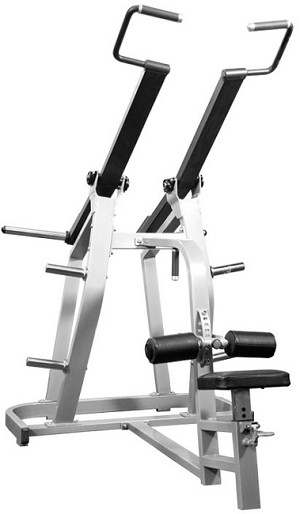 MD POWER LEVERAGE SERIES ISO-LATERAL LAT PULLDOWN