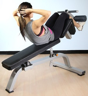 MD Series ADJUSTABLE DECLINE BENCH