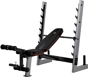 Adidas Olympic Weight Bench