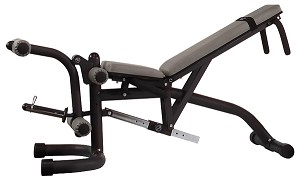 DELUXE FLAT INCLINE DECLINE BENCH