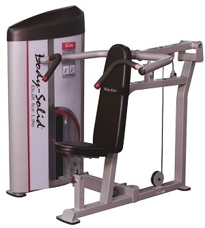Body Solid Pro ClubLine Series 2 Shoulder Press