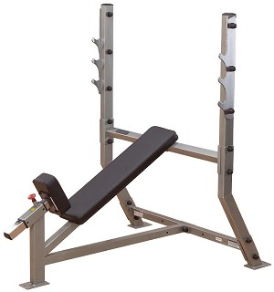 Body Solid Pro ClubLine Incline Press Bench